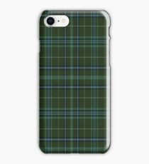02799 Washington County, Minnesota Fashion Tartan  iPhone Case/Skin