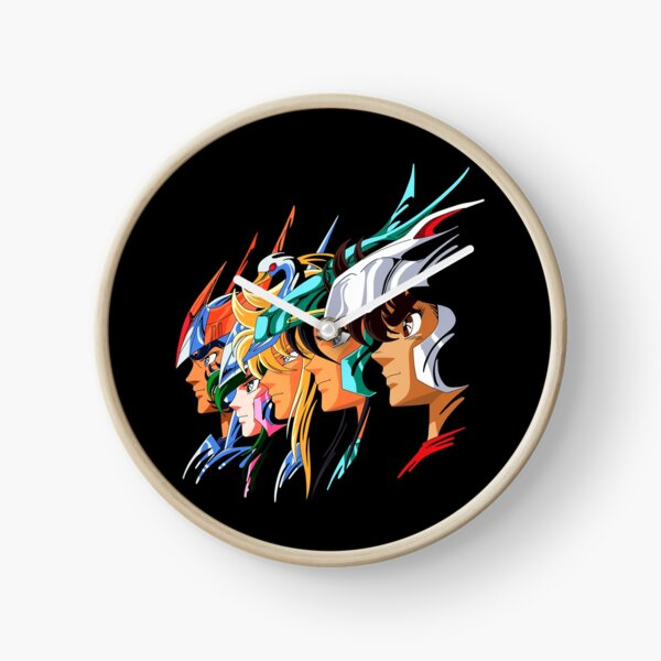 Caballeros del zodiaco - santos de bronce # 3 Reloj