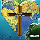 John 3:16 by storecee