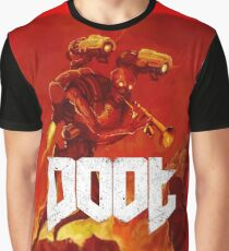 Doot Toot (Doom Shirt) Style # 1 T-shirt graphique