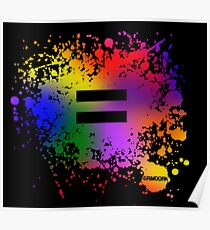Equality Ink Poster