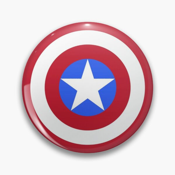 Shield - Captain | Pin