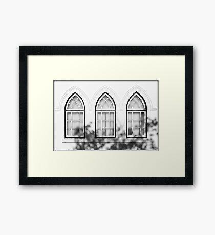 Trinity Framed Print
