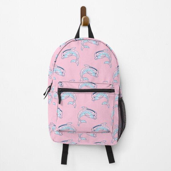 Tie Dye Dolphin Backpack