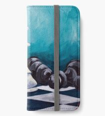Bow down to the Queen iPhone Wallet/Case/Skin