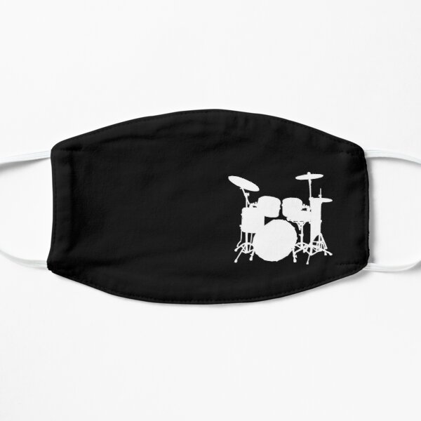 Drum Mask Flat Mask