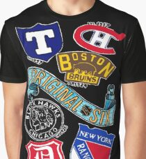 Original Six Graphic T-Shirt