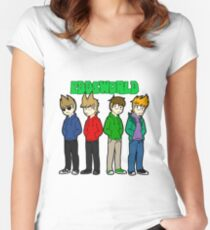 Eddsworld T-Shirt Design Women's Fitted Scoop T-Shirt