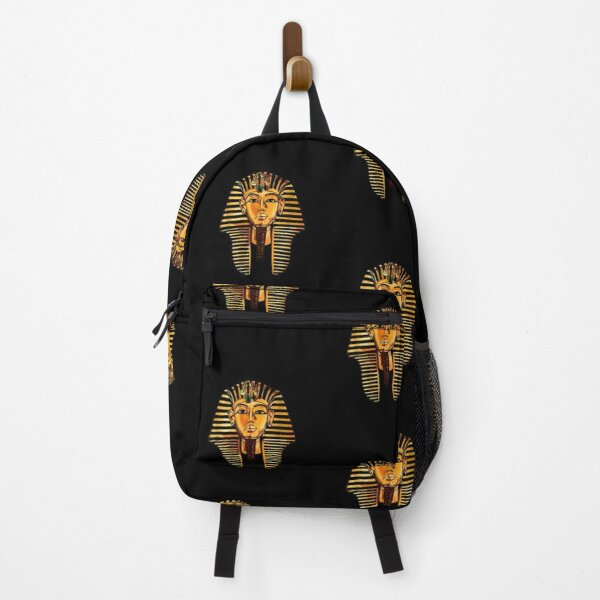 King Pharaoh Tutankhamun King Tut Pharaoh Ancient Egyptian T-Shirt Graphic Backpack