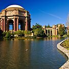 Palace of Fine Arts by Jeff Goulden