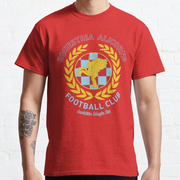 Equestria Alicorns Football Club Classic T-Shirt