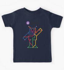 Sweet Iris Robot (Fight GM1 Gangliosidosis) Kids Clothes