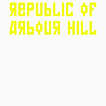 People's Republic of Arbour Hill by lynchboy