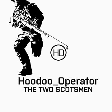 HDO4 Sniper with titles by ChrisDeeprose