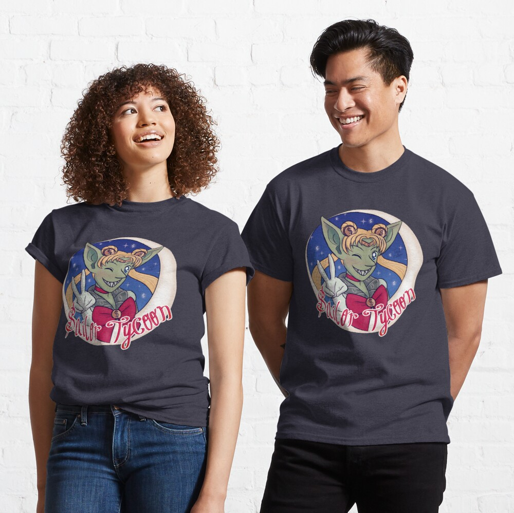 Sailor Tycoon Classic T-Shirt