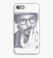 Jonny Depp iPhone Case/Skin