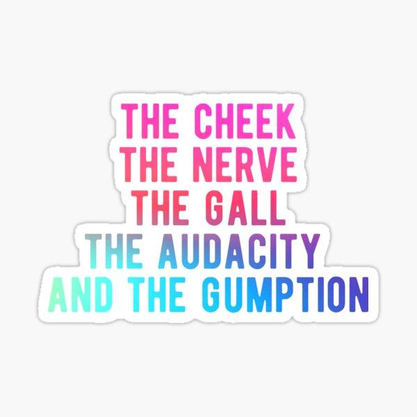 Tayce - The Cheek Sticker