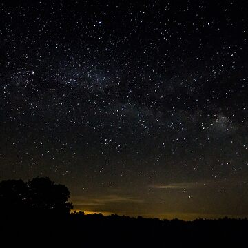 Night Sky in Illinois by dannypics