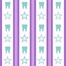 Teeth And Stars by thetangofox