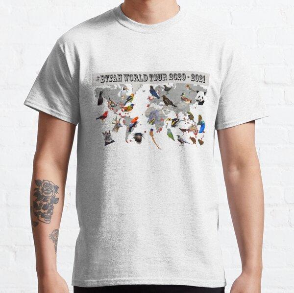 Fun T-shirt Vie après la mort sans mon chien shirt Cadeau Cool Imprimé