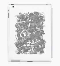 Ultimate Sherlock - Black and White Edition iPad Case/Skin