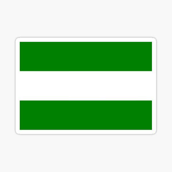 Rotterdam City Flag Sticker