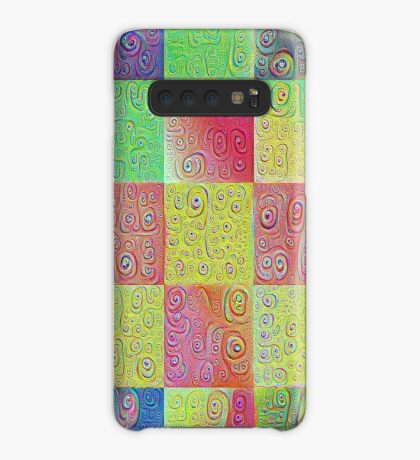 #DeepDreamed factures Case/Skin for Samsung Galaxy