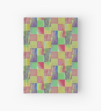 #DeepDreamed factures Hardcover Journal
