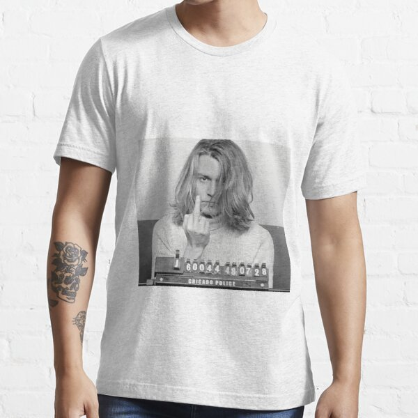 Johnny Depp Coup T-shirt essentiel