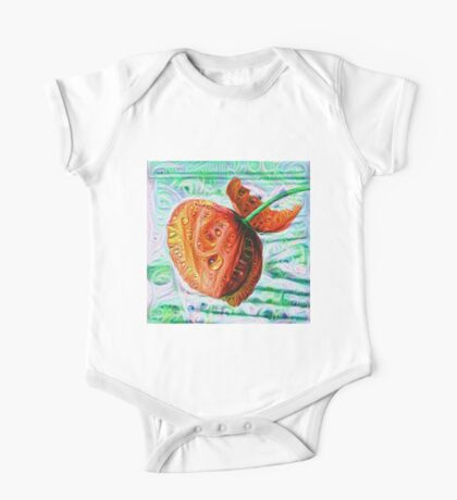 #DeepDreamed Flower 5x5K v1449147619 Kids Clothes