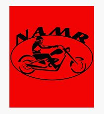 N.A.M.R cruiser Photographic Print