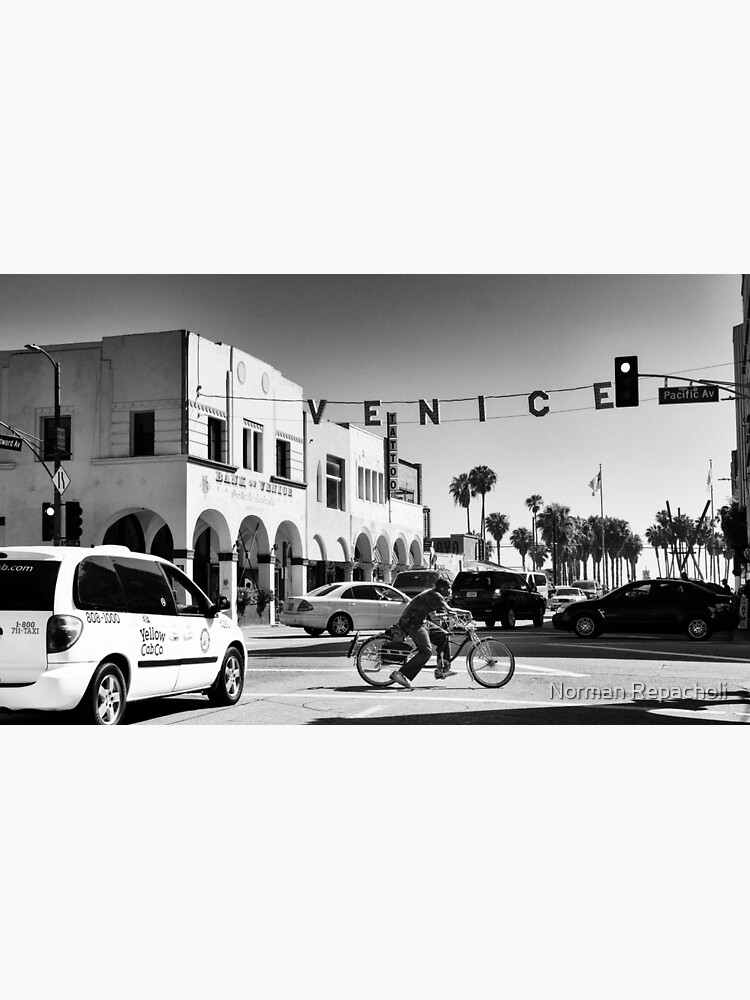 Cruising Pacific Avenue - Venice Beach California USA by keystone