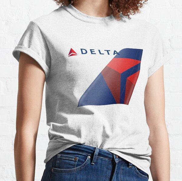 Delta Airlines Logo Classic T-Shirt