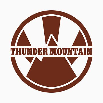 Thunder mountain Brown by James-r