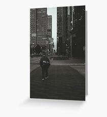 The Crosswalk Greeting Card
