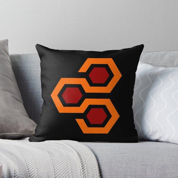 The Overlook Hotel Rug Carpet Abstract Interpretation Throw Pillow