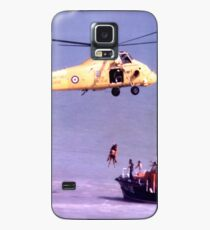 The Rescue, Broadstairs, Kent, 1980 Case/Skin for Samsung Galaxy