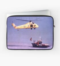 The Rescue, Broadstairs, Kent, 1980 Laptop Sleeve