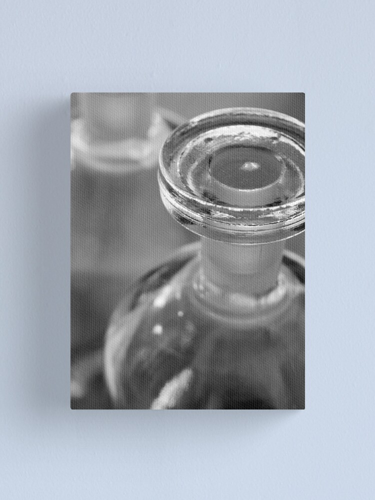 Alternate view of Glass Stopper Canvas Print