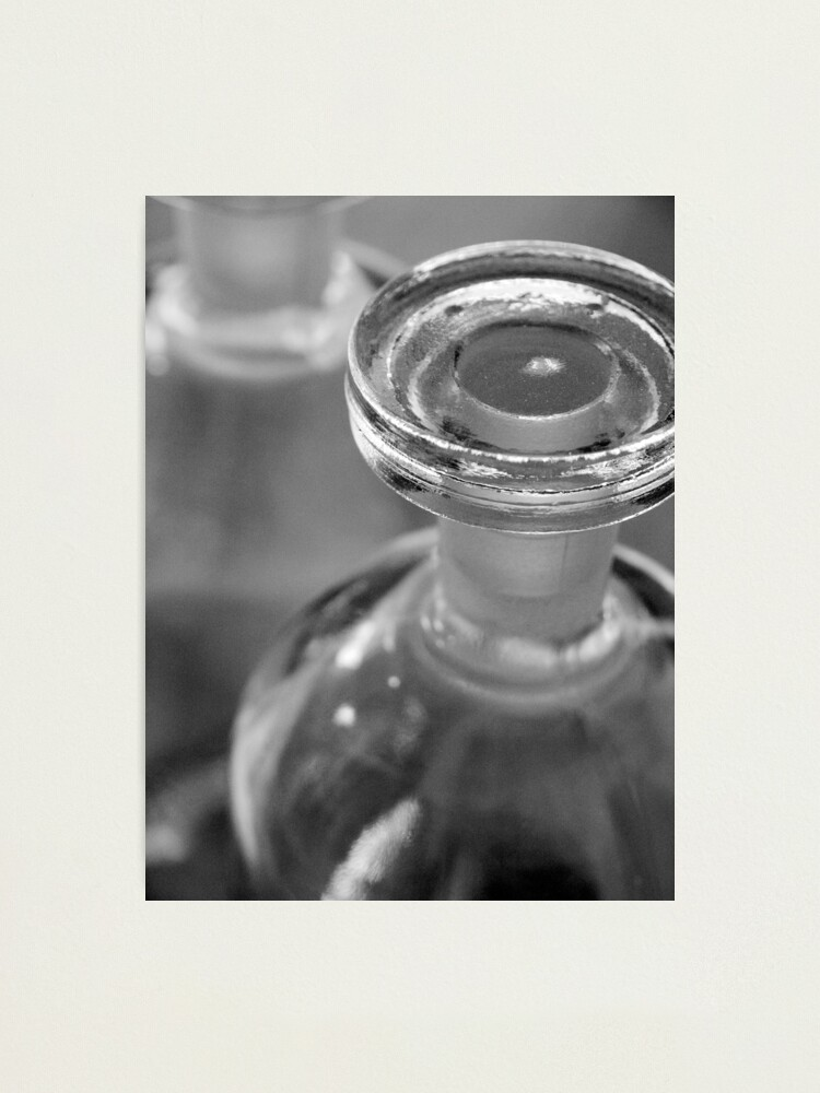 Alternate view of Glass Stopper Photographic Print
