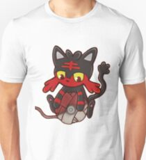 Litten's Ball of Yarn Unisex T-Shirt