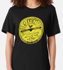 Sun Records Slim Fit T-Shirt