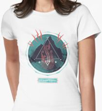 Mountain of Madness Women's Fitted T-Shirt