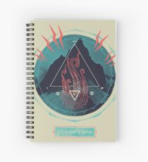 Mountain of Madness Spiral Notebook