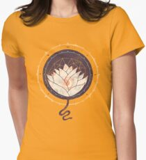 Lotus Women's Fitted T-Shirt