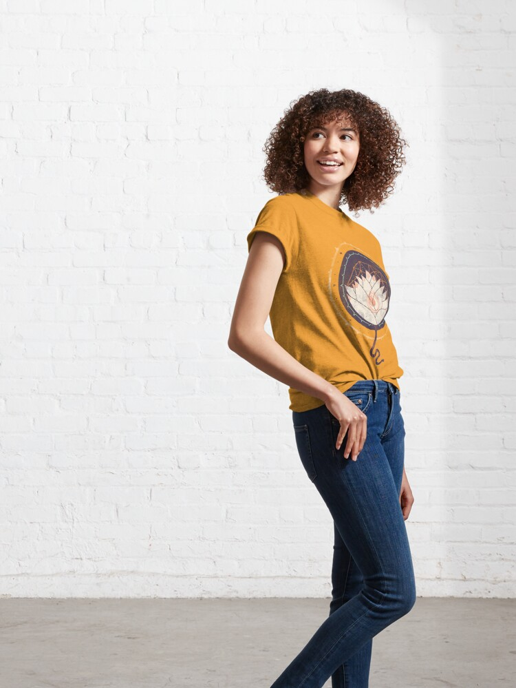 Alternate view of Lotus Classic T-Shirt