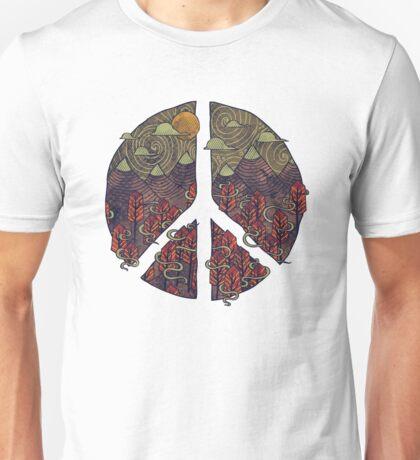 Peaceful Landscape Unisex T-Shirt