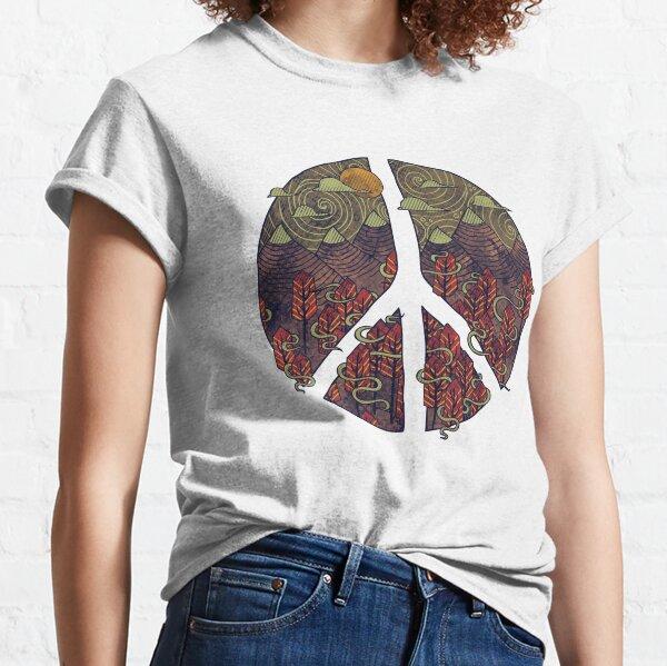 Peaceful Landscape Classic T-Shirt