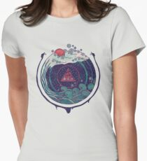Water Women's Fitted T-Shirt