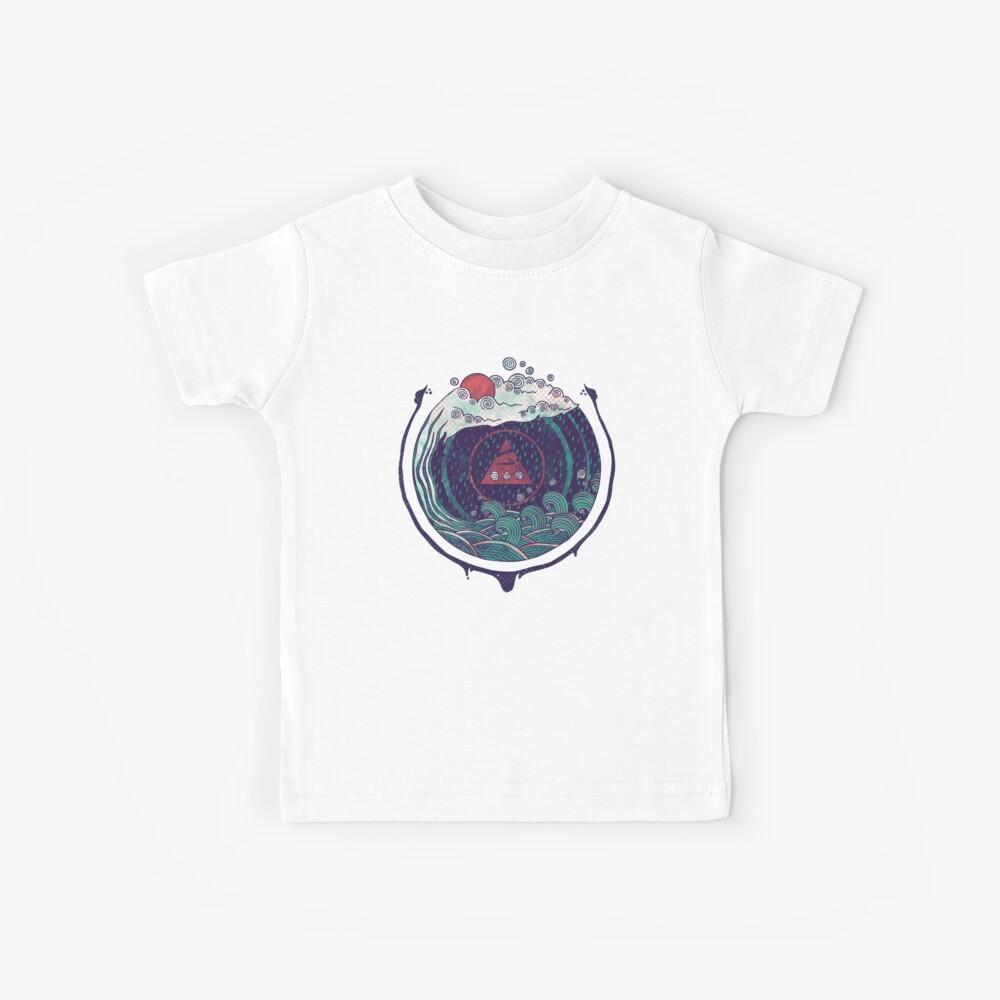 Wasser Kinder T-Shirt